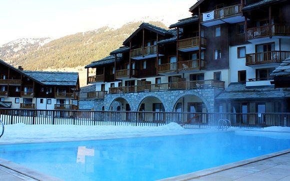 Les Alpages De Val Cenis 4*