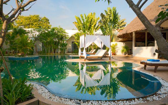 Siem Reap - Navatu Dreams Resort & Wellness Retreat 5*