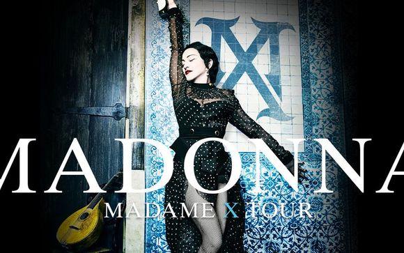 Madame X Show