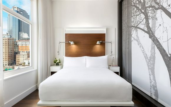 New York - The James Soho NYC 4*