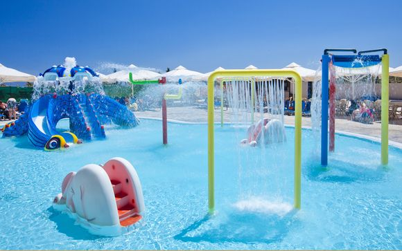 Il Kipriotis Aqualand Hotel