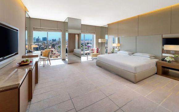 Dubai - Hyatt Regency Dubai Creek Heights 5*