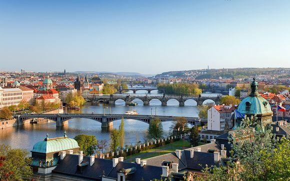 Praga, 4* di charme a pochi passi dal Castello