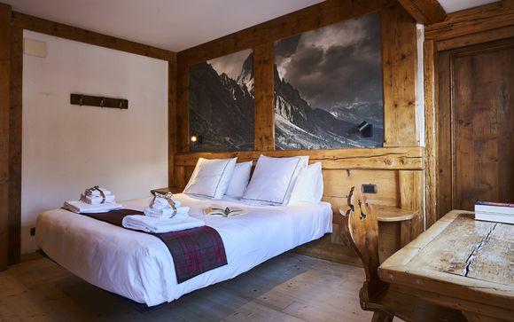 Hotel Europa Cortina 4*