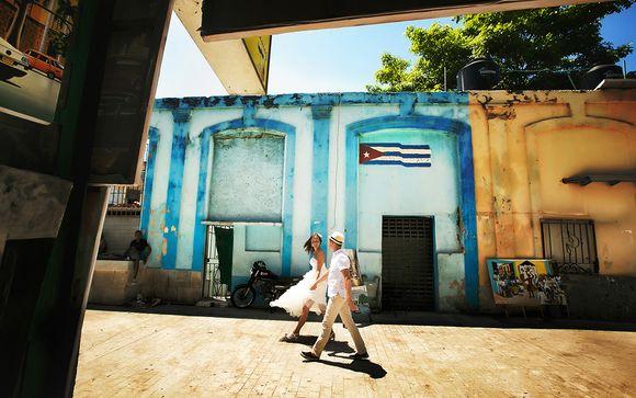 Tour in Casa Particular + Dhawa Cayo Santa Maria 4*S