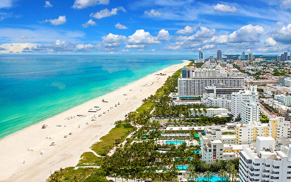 Bentley Hotel South Beach 4*
