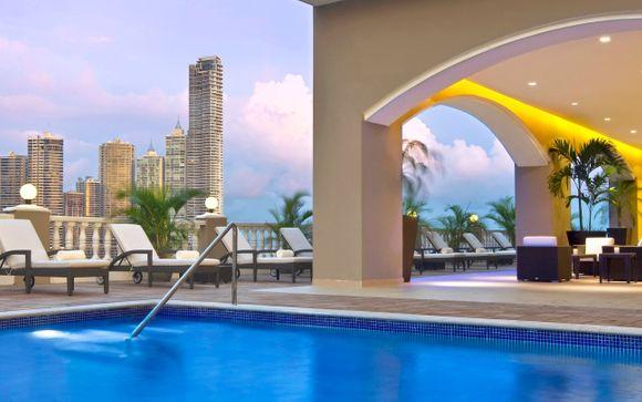 Panama City -Meridien Panama City 5*