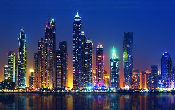 Speciale Capodanno a Dubai - Media One 4*