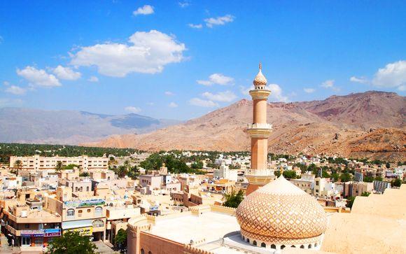 Alla scoperta dell'Oman