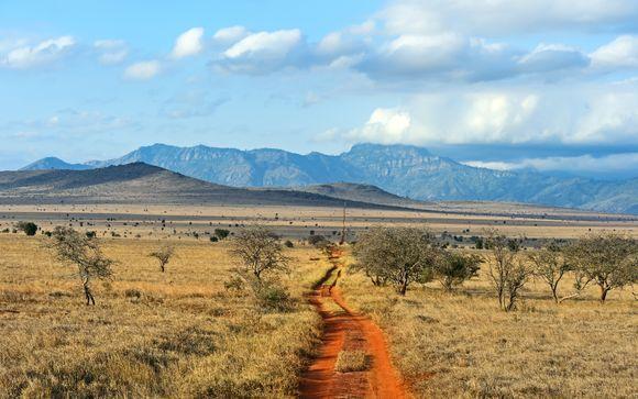 Alla scoperta del Parco Nazionale dello Tsavo