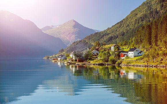 Oslo e Bergen con treno e crociera tra i Fiordi