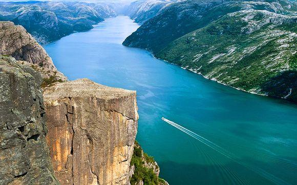 Incantevole tour del Nord, tra i Fiordi Norvegesi e Danimarca
