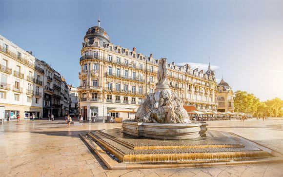 Alla scoperta di Montpellier