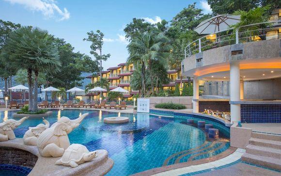Estensione mare a Phuket - Chanalai Flora Resort 4*