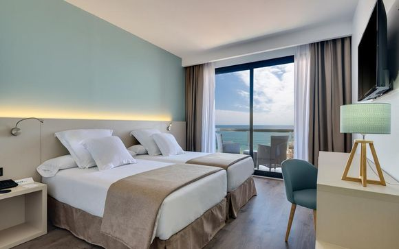 Occidental Fuengirola 4*