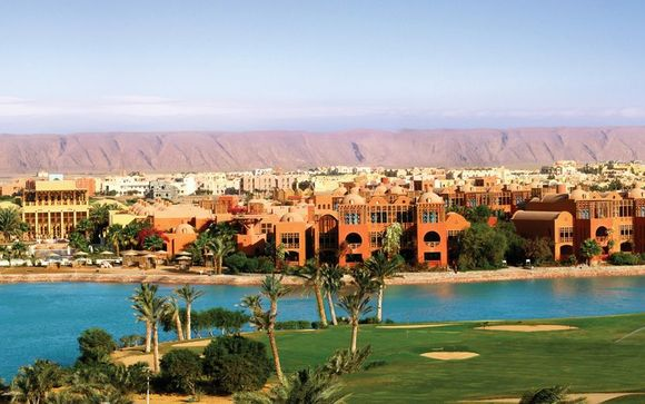 Lo Steigenberger Golf Resort El Gouna 5*