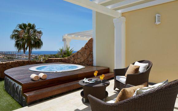 L'Hotel Suite Villa Maria 5*