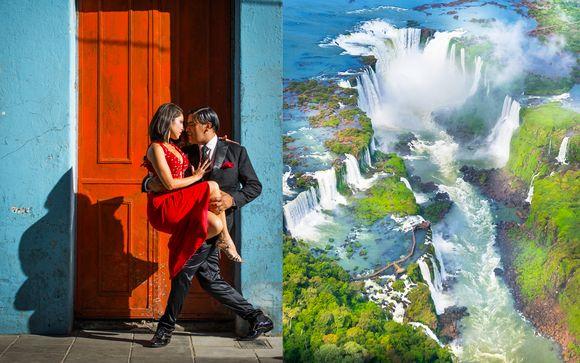 Tour di Buenos Aires e delle cascate di Iguazù