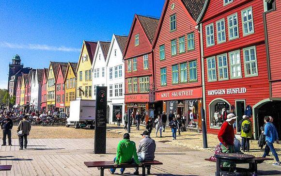Alla scoperta di Oslo e di Bergen