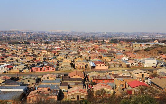 Sud Africa - L'itinerario