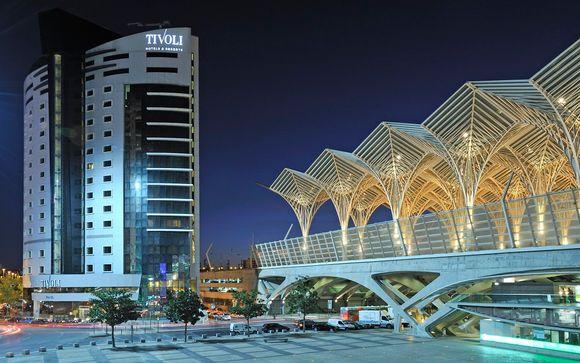 L'Hotel Tivoli Oriente 4*