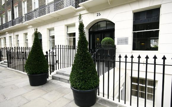Grange Beauchamp London 4*