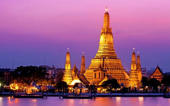 Alla scoperta Alla scoperta di Bangkok e Koh Chang