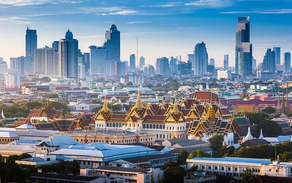 Alla scoperta di Bangkok e Myanmar