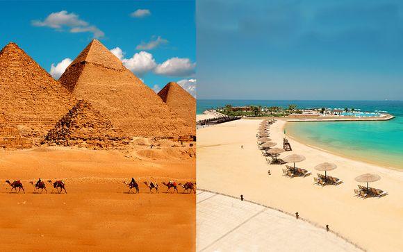 Il Cairo e soggiorno mare a El Sokhna
