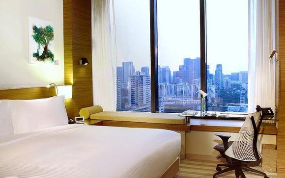 Hotel One Farrer & Spa 5*