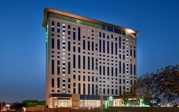 Dubai - Holiday Inn Dubai Festival City 4*