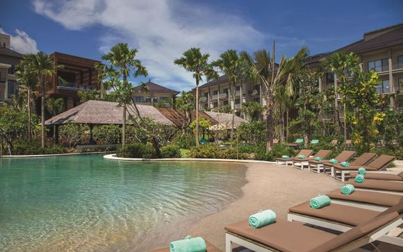 Jimbaran - Movenpick Resort & spa Jimbaran Bali 5*