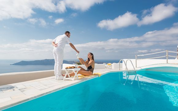 Iliovasilema Hotel & Suites 4* - Adults Only