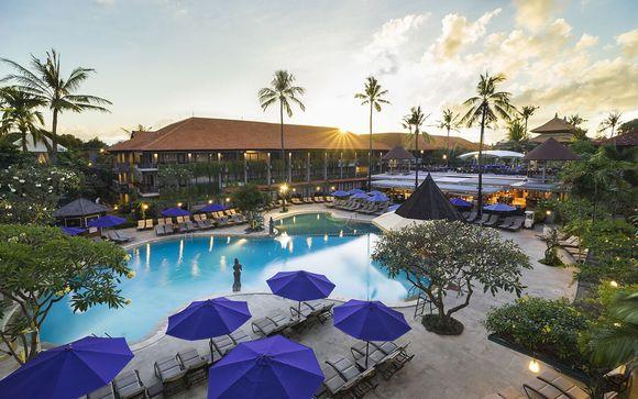 Bali Dynasty Resort 4* a Kuta
