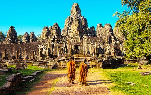 Tour privato il fascino nascosto del Vietnam e della Cambogia