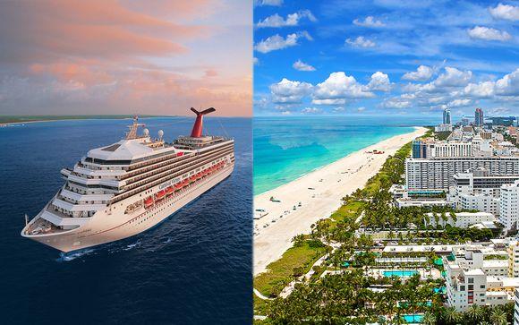 Casa Faena Miami Beach 4* + Crociera Bahamas