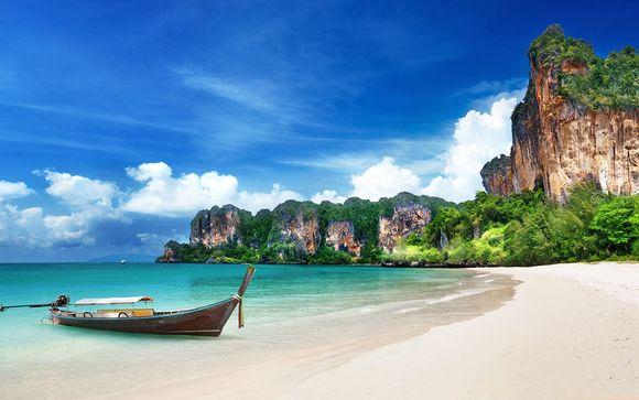 Estate da sogno sulle spiagge memorabili della Thailandia