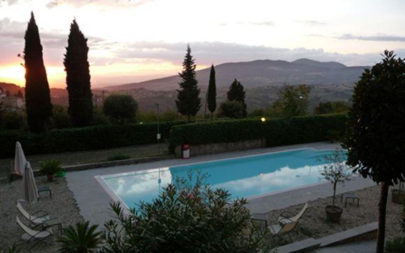 Toscana / Fiesole - Villa dei Bosconi***