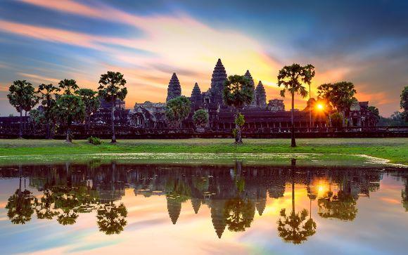 Tour Cambogia con possibile estensione in Vietnam