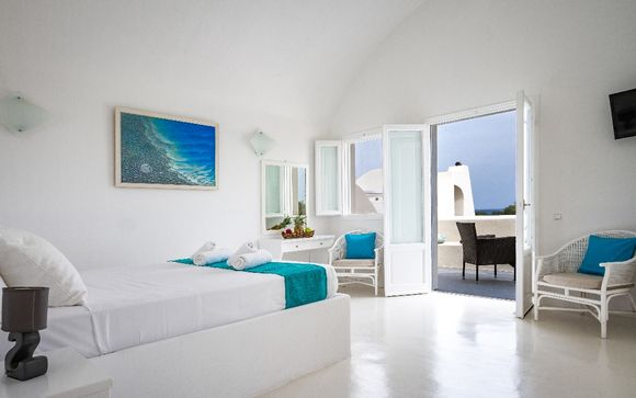 Santorini - Sea Sound White Katikies 5*
