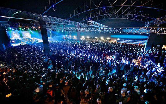 Biglietti per il concerto