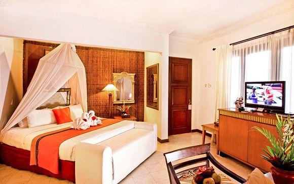 Ubud - The Mansion Resort Ubud 5*
