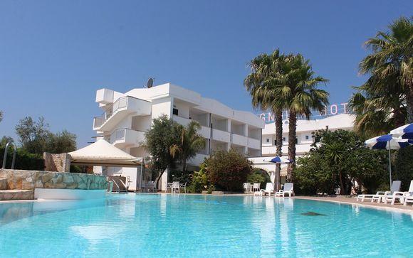 L'Hotel Magnolia Vieste 4*
