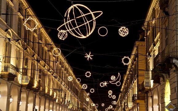 Hotel NH Torino Santo Stefano 4*