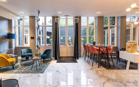 Hotel Sablon 4*