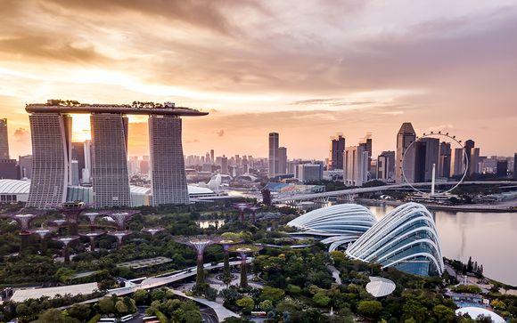 Offerta 2 - Estensione a Singapore