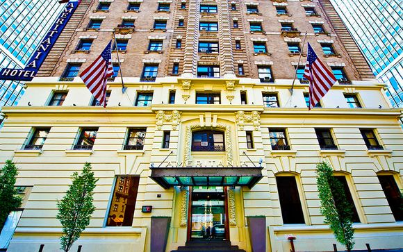 New York - Ameritania Hotel