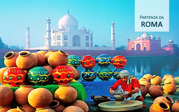 Tour India speciale agosto