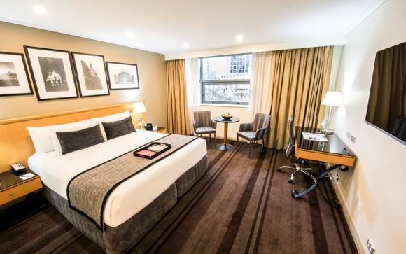 Sydney - Rydges World Square 4* o similare