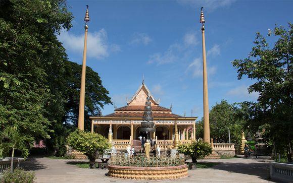 L'itinerario - estensione 3 notti in Cambogia